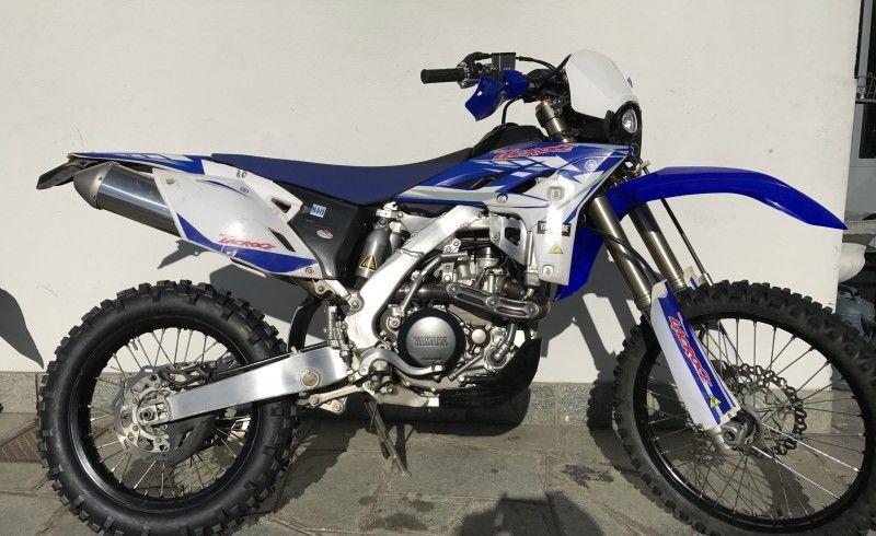 wr450f 2012