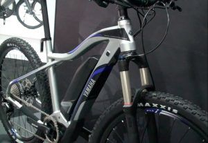 YAMAHA E-BIKE coming soon